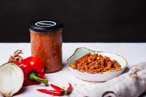 Chili Con Carne im Glas