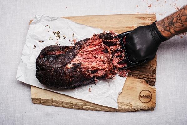 Schwein Pulled Pork